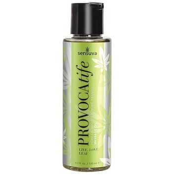Provocatife Hemp Oil Massage Oil