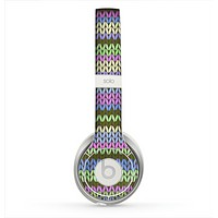 The Colorful Knit Pattern Skin for the Beats by Dre Solo 2 Headphones