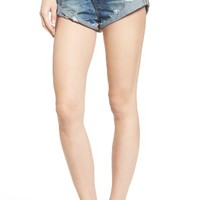 One Teaspoon Bandits Denim Shorts (Blue Buoy) | Nordstrom