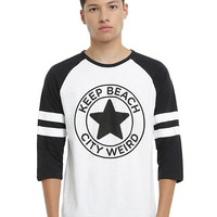 Steven Universe Beach City Raglan