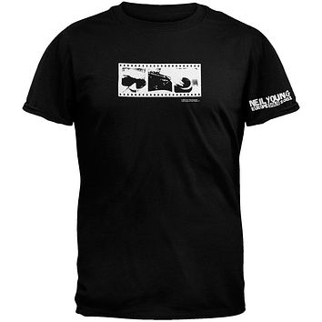 Neil Young - Film 2003 Tour T-Shirt