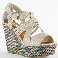 Not Rated Twisted Sandal