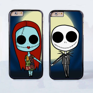 The Night Before Chrismas Couple Case for Apple iPhone 6 Plus 4 4s 5 5s 5c 6
