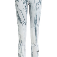 Adidas by Stella McCartney - Run Marble Tights