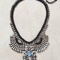 Moschata Necklace by Dannijo Silver One Size Necklaces