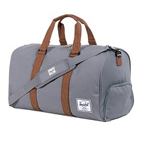 Novel Duffle Bag in Grey by Herschel Supply Co.