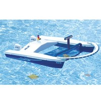 Pool Leaf Skimmer - Remote Control Jet Net