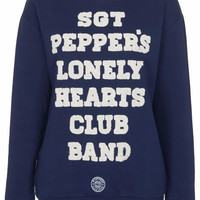 Sgt. Pepper Sweatshirt by And Finally