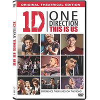 Walmart: One Direction: This Is Us (DVD + UltraViolet) (Widescreen)