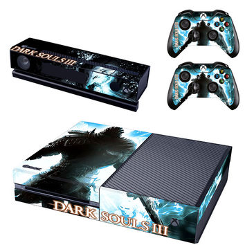Dark souls 3  decal for console xbox one skin sticker