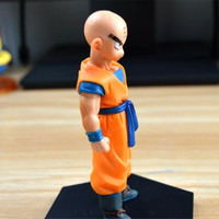UEKKO  Anime 11CM Dragon Ball Z Super Saiyan Kobayashi  pvc  Action Figure Model Funko Pop Collection Kid Toy Gift free shipping