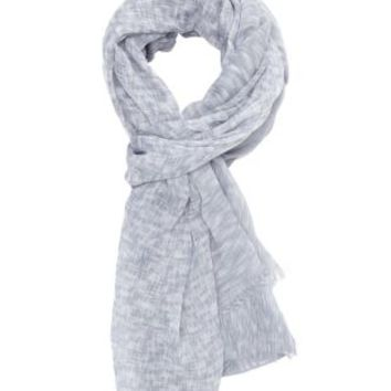 Abstract Print Wrap Scarf by Charlotte Russe