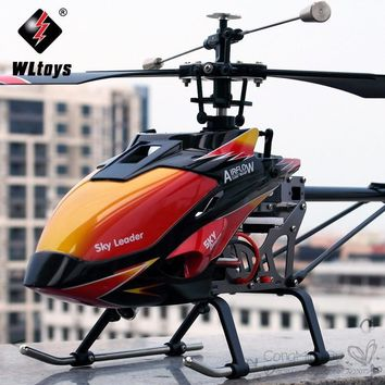 WLtoys V913 Brushless Version V913B 4CH Big RC Helicopter RTF 2.4G with Brushless Main Motor