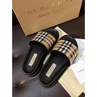 shosouvenir 【Burberry】Rainbow slippers