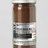 Simplecare Products D.I.Y. Fresh Mask Mix - Assorted One