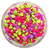 Neon Sequin Sprinkles