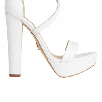 Windsor Smith - Mariah Heel - White