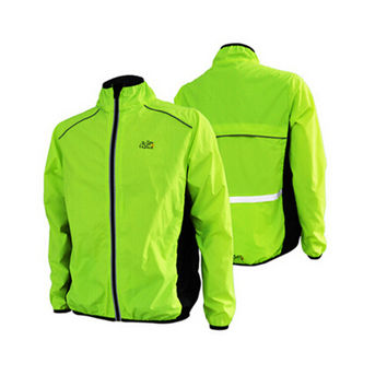 2016 EDDA Athletic Brand Outdoor Sports Men Running Jacket Windproof Pack Cycling Bike Bicycle Clothing coat clothes