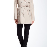 Jessica Simpson | Double Breasted Trench Coat | Nordstrom Rack
