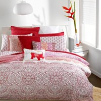 CLOSEOUT! Bar III Henna Bedding Collection | macys.com