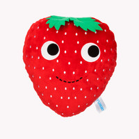 YUMMY Breakfast Strawberry Plush Toy 10-Inch | Kidrobot