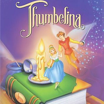 Thumbelina (Dvd/Ws-1.85/Re-Pkg/Sac/Eng-Sp Sub)