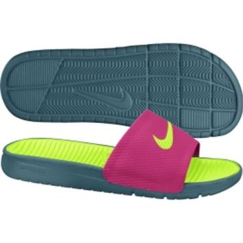 Nike Women s Benassi Solarsoft Slide from DICK S Sporting Goods 491a0e9ff