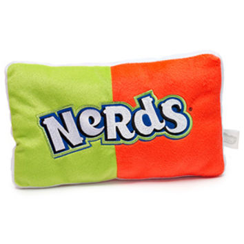 Small Plush Candy Pillow - Nerds