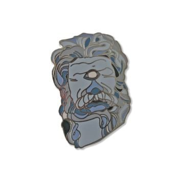 Cyclops Enamel Pin