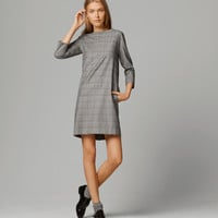 PRINCE OF WALES CHECK DRESS - View all - Dresses & Skirts - WOMEN - United States of America / Estados Unidos de América