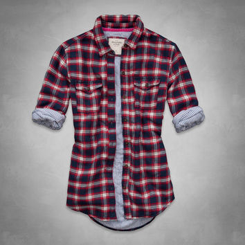 Piper Quilted Flannel Shirt