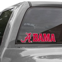Alabama Crimson Tide WinCraft Perfect Cut Decal