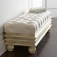 Massoud Zalkin Storage Bench