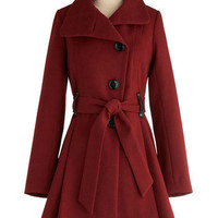 Winterberry Tart Coat | ModCloth.com
