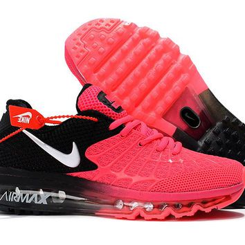 Nike AIR MAX EMERGENT 120 BLACK/PINK RUNNING SHOES 36----40