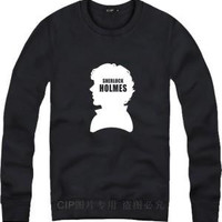 Free shipping Sherlock Holmes fashion thicken Hoodies hoody Elementary Sweatshirts Pullover For Men and Women 8 color