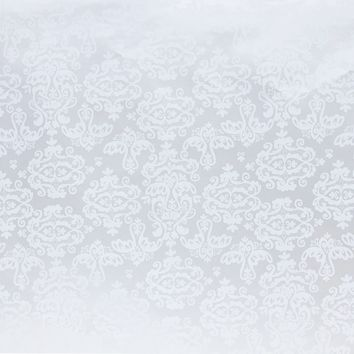 Wedding Gift Wrap Wrapping Paper, Pearl Damask (8 Rolls 5ft x 30in)