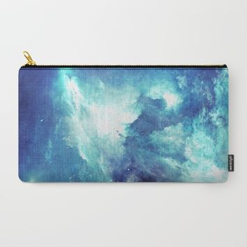 Stardust Waves Carry-All Pouch by Adaralbion