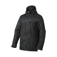 Oakley Easy Street BioZone Insulated Jacket in JET BLACK CAMO | Oakley