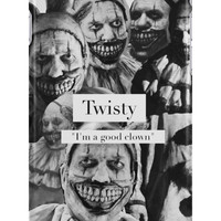Twisty the Clown phone case