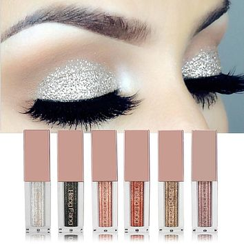 Metal Liquid Eyeshadow Glitter Eye Shadow