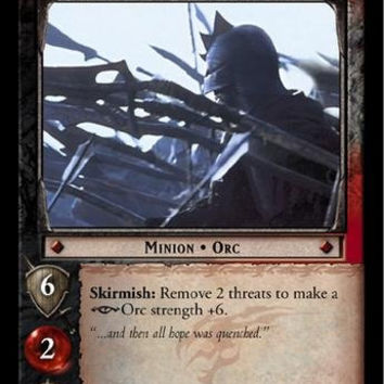 Lord of the Rings TCG - Mordor Trooper - The Return of the King