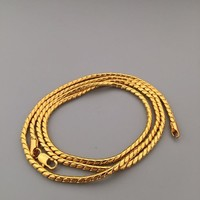 Gift Shiny Jewelry New Arrival Stylish Hot Sale Fashion Hip-hop Club Necklace [6542760323]