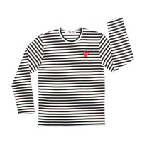 CdG Play -- Stripe Tee -- buy online -- Union Los Angeles