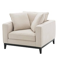 Beige Living Room Chair | Eichholtz Principe