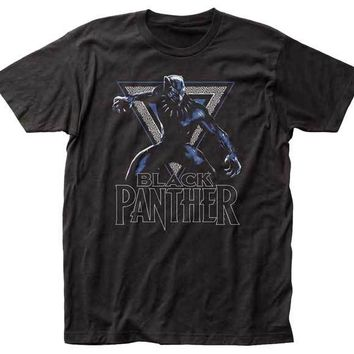 Black Panther: The Movie Tee Shirt