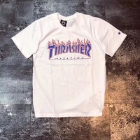 Thrasher Women Simple T-shirt