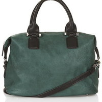 Soft Casual Holdall - Forest