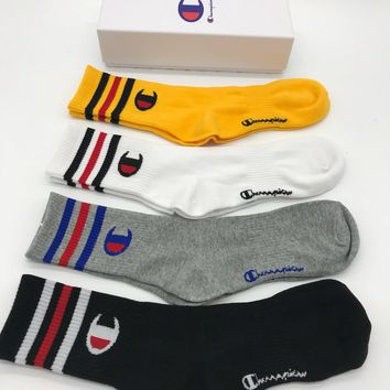 Champion Fashion 5 Pairs Per Set Sock Style #193
