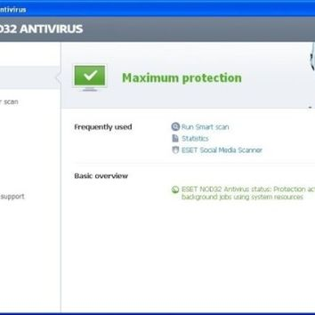 ESET NOD32 Antivirus 9.0.377.0 Crack Full Activation Key